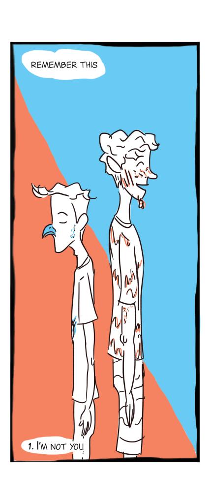 Orange Unicorn - Mental Health Reminders