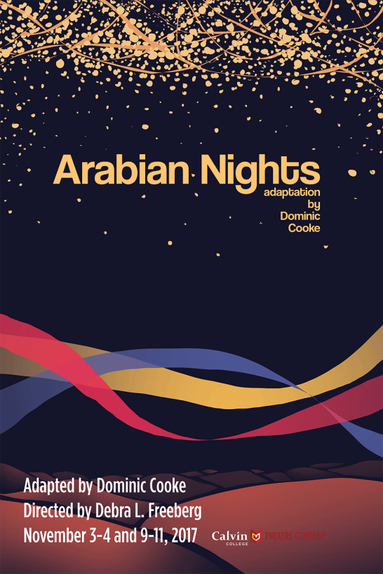 Arabian Nights - Graphic Design